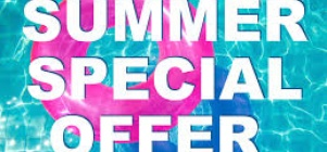 Summer Special - 20% Discount