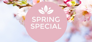 Spring Special - 15% Discount