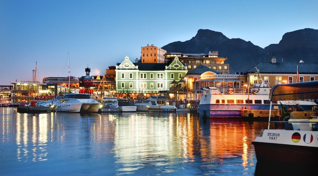 Waterfront - Cape Town - Ryneveld Lodge